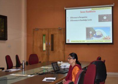 Bridging rural-urban divide; AIMIT holds FDP with Loyola College, Manvi Raichur