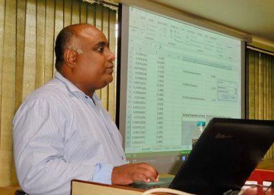 FDP on Financial modelling in Excel