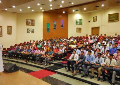 Inaugural of II MBA Classes