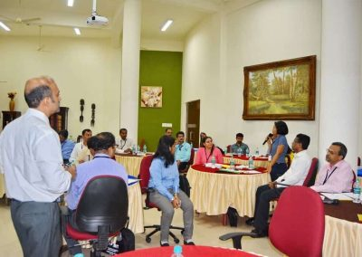 Inaugural Program on Human Capital Analytics at the Management Development Center at AIMIT