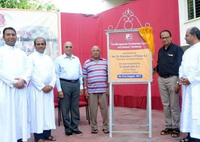 Inaugural of MDPC & Hostel