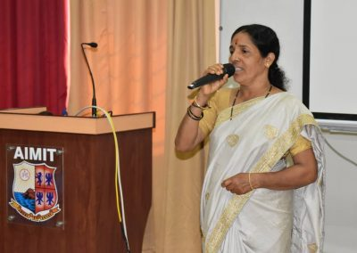 Orientation programme held for non – teaching and support staff at AIMIT