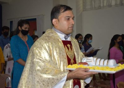 Nativity of the Blessed Virgin Mary celebrated at AIMIT
