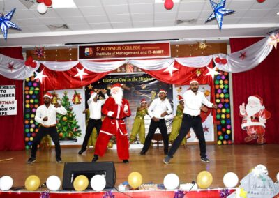 December to Remember: AIMIT celebrates Christmas