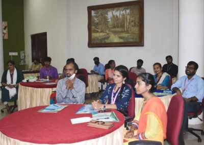 JESCOL training programme at AIMIT