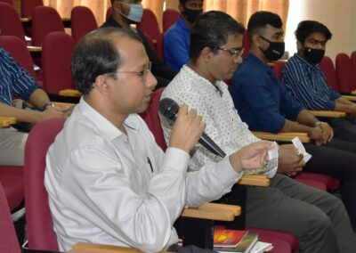 Orientation held for first year MBA students