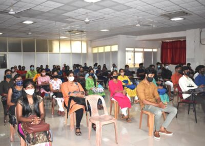 Orientation programme for MCA at AIMIT