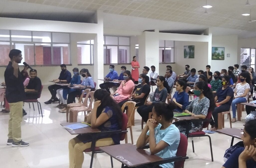 Orientation held for first year AIMIT hostel students