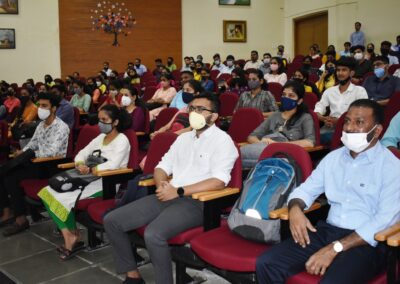 II MBA students of AIMIT begin their fourth semester