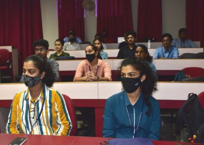 'Technologies for Data Science' session held at BDA dept