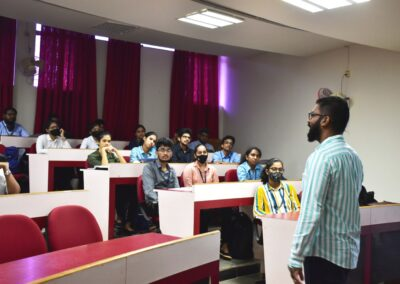 'Technologies for Data Science' session held at BDA dept