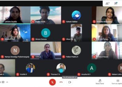 ANOVA 2.0 held on virtual platform