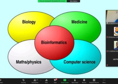 Workshop on Bioinformatics and its application