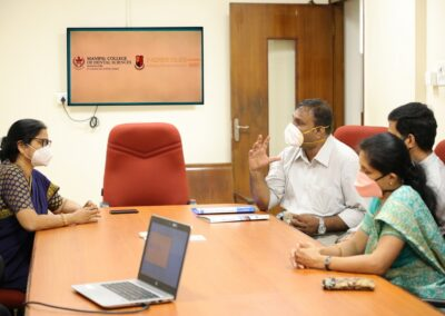 MoU signed between AIMIT and Manipal Dental Sciences College