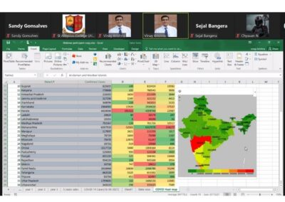 Webinar on MS Excel for everyday life