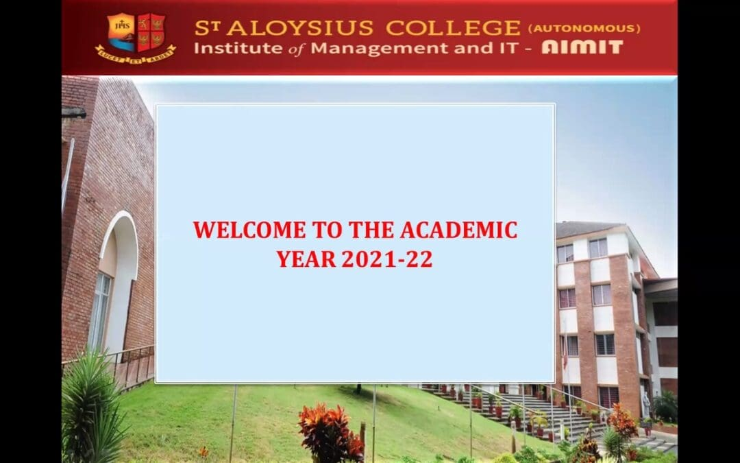New academic year commences for II MBA students